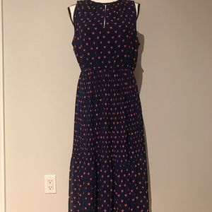 Maison Jules Sleeveless Maxi Dress